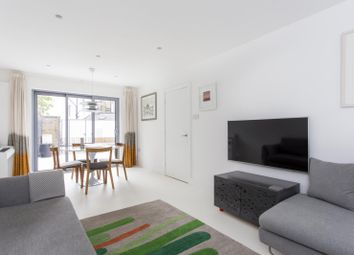 Thumbnail 3 bed town house for sale in Grafton Crescent, London