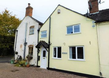 Thumbnail 3 bed cottage for sale in High Street, Church Eaton, Stafford.
