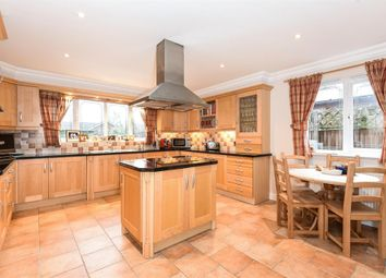 Thumbnail 5 bedroom detached house for sale in The Street, Brundall, Norwich