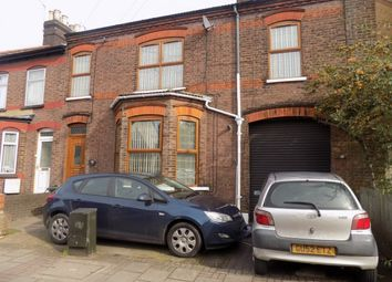 Thumbnail 4 bedroom semi-detached house to rent in Bury Park Road, Luton