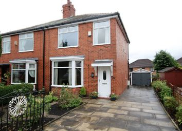 Thumbnail 3 bed semi-detached house for sale in Phyllis Street, Passmonds, Rochdale