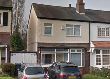 Thumbnail 3 bedroom terraced house to rent in Portland Road, Edgbaston, Birmingham