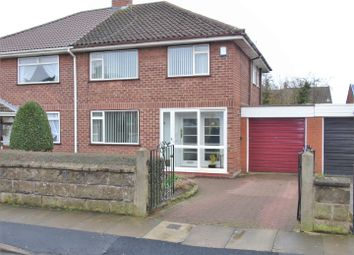 Thumbnail 3 bed semi-detached house for sale in Sandhurst Drive, Liverpool