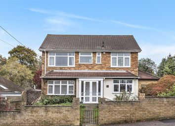 Thumbnail 4 bed detached house for sale in Dargets Road, Walderslade, Chatham