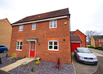 3 bed detached house to rent in Lucius Close, North Hykeham, Lincoln LN6