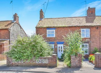 Thumbnail 3 bedroom property for sale in The Street, Sculthorpe, Fakenham