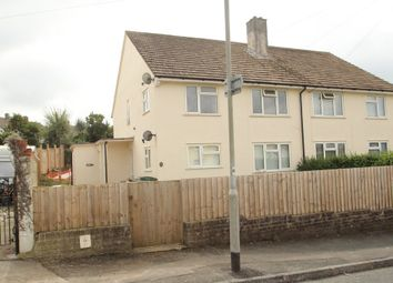 Thumbnail 2 bed flat to rent in Stentaway Drive, Plymstock