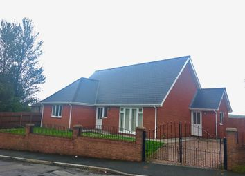 Thumbnail 4 bed detached house for sale in Nantybwch, Tredegar