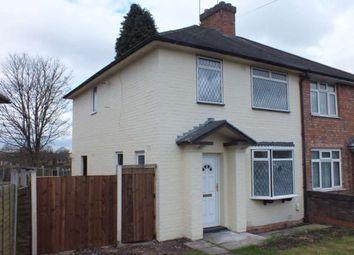 Thumbnail 3 bedroom semi-detached house for sale in Twickenham Road, Kingstanding, Birmingham