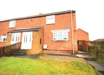 Thumbnail 2 bed end terrace house to rent in Rainton View, West Rainton, Houghton Le Spring