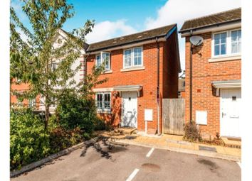 Thumbnail 3 bed end terrace house for sale in Cantium Place, Snodland