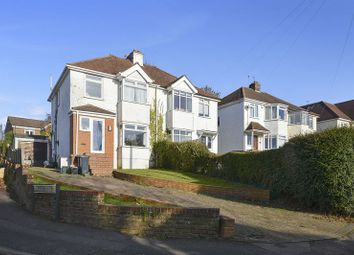 Thumbnail 3 bed semi-detached house for sale in Warren Road, Banstead