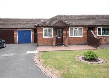 Thumbnail 2 bed bungalow for sale in Holmefield, Farndon, Newark, Nottinghamshire.