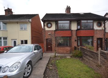 Thumbnail 2 bedroom semi-detached house to rent in Dividy Road, Bentilee, Stoke-On-Trent