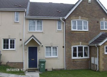 Thumbnail 2 bed terraced house to rent in Dol Y Felin, Bedwas