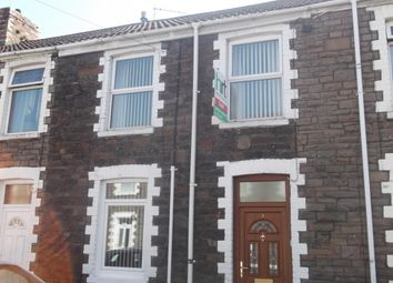 Thumbnail 2 bed terraced house to rent in Creswell Road, Neath