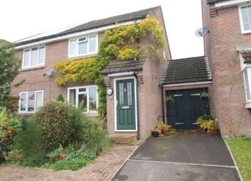 Thumbnail 2 bed semi-detached house for sale in Sheen Close, Salisbury