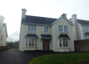 Thumbnail 4 bed detached house for sale in 34 The Fairways, Glebe, Letterkenny, Donegal