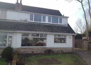 Thumbnail 4 bed semi-detached bungalow to rent in Tewkesbury Drive, Lytham St. Annes