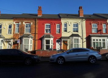 Thumbnail 3 bed terraced house to rent in Bevington Road, Aston