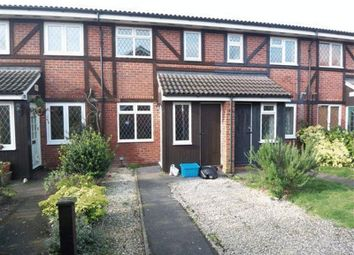 Thumbnail 1 bed terraced house to rent in Heronfield, Englefield Green, Egham