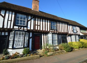 Thumbnail 2 bed terraced house for sale in High Street, Clare, Sudbury