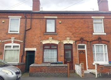 Thumbnail 3 bedroom terraced house for sale in Emily Street, West Bromwich, West Midlands