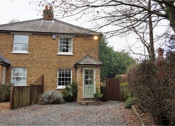 Thumbnail 3 bed semi-detached house for sale in Stoke Green, Stoke Poges