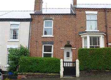 Thumbnail 2 bed terraced house to rent in New Queen Street, Chesterfield