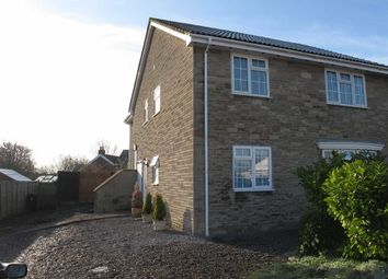 Thumbnail 2 bedroom flat to rent in Julians Acres, Berrow, Somerset