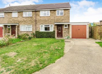 Thumbnail 3 bed semi-detached house for sale in Thorndown Close, St. Ives, Huntingdon