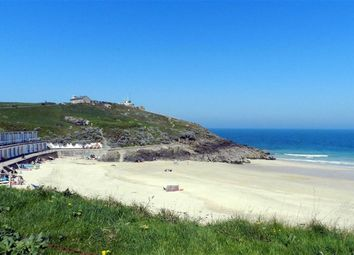 Thumbnail 1 bed flat for sale in Beach Court, Porthgwidden, St Ives