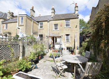 Thumbnail 2 bed end terrace house for sale in North Road, Combe Down, Bath, Somerset