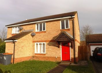 Thumbnail 3 bedroom property to rent in Heather Gardens, Bedford