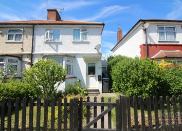 Thumbnail 2 bed semi-detached house for sale in Malvern Road, Enfield