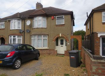 Thumbnail 3 bedroom semi-detached house for sale in Westmorland Avenue, Luton