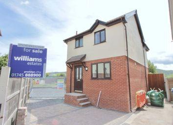 Thumbnail 2 bedroom detached house for sale in Gwelfryn, Prestatyn