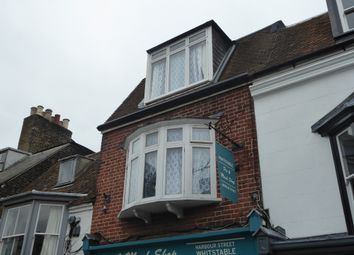 Thumbnail 3 bedroom flat to rent in Harbour Street, Whitstable