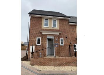 Thumbnail 3 bed semi-detached house for sale in Collier Chase, Micklefield, Leeds