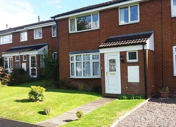 Thumbnail 3 bed terraced house to rent in Waverley Walk, Lichfield