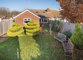Thumbnail 4 bed semi-detached house for sale in Manor Close, Lancing