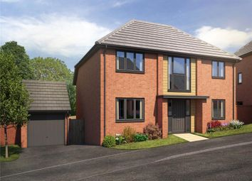 Thumbnail 4 bedroom detached house for sale in Gardiners Meadow, Seaton, Devon