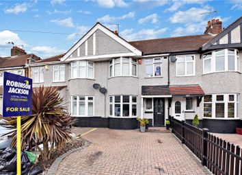 Thumbnail 3 bed terraced house for sale in Hurst Road, Bexley, Kent