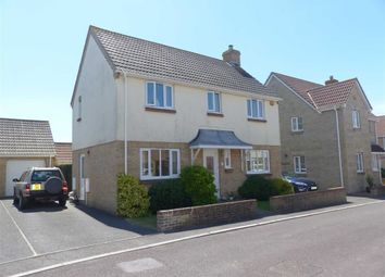 Thumbnail 3 bed detached house for sale in Clare Avenue, Weymouth, Dorset