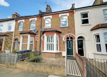 Thumbnail 3 bed terraced house for sale in Glenville Avenue, Enfield