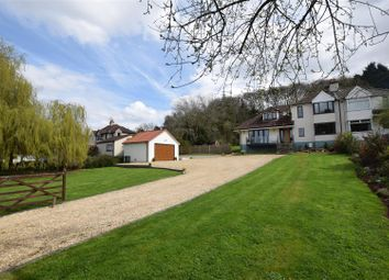Thumbnail 4 bed semi-detached house for sale in Caswell Lane, Clapton In Gordano, Bristol