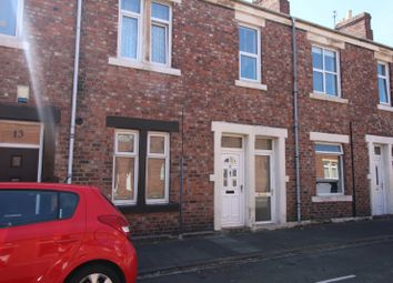 Thumbnail 3 bed flat for sale in Hugh Street, Wallsend, Tyne And Wear