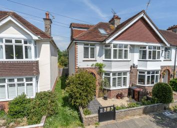 Thumbnail 4 bedroom end terrace house for sale in Orchard Avenue, Chichester