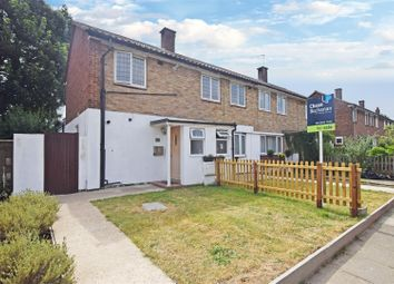 Thumbnail 2 bed maisonette for sale in Glebe Way, Hanworth, Feltham