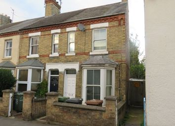 Thumbnail 3 bed terraced house for sale in North Street, Stanground, Peterborough, Cambridgeshire